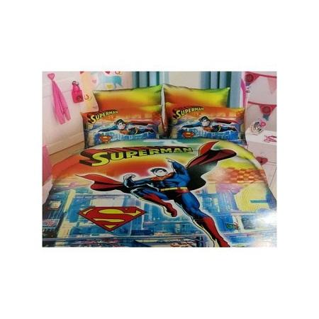 Superman Kids Cartoon Duvet
