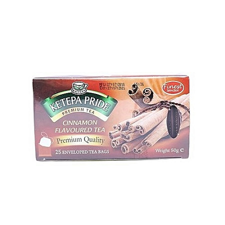 KETEPA Cinnamon Tea Bags-50g