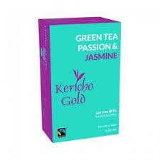 GREEN TEA PASSION & JASMINE