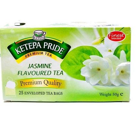 KETEPA Jasmine Flavoured Tea-50g