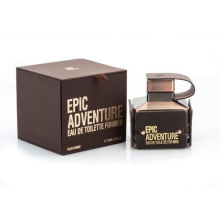 Epic Adventure Perfume for men