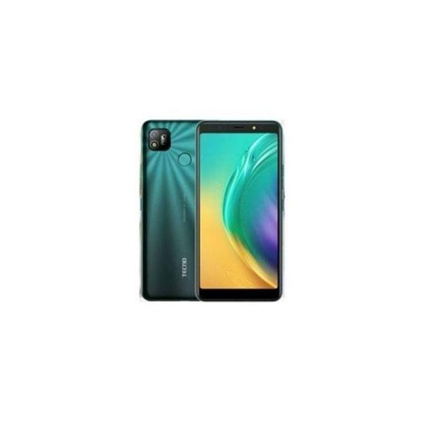 Tecno Pop 4, 6.0 Inch 3G, Dual, (32+2)GB,5000MAh_green