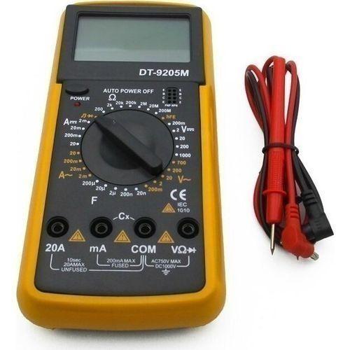Generic Digital Multimeter LCD AC/DC Ammeter Resistance Capacitance