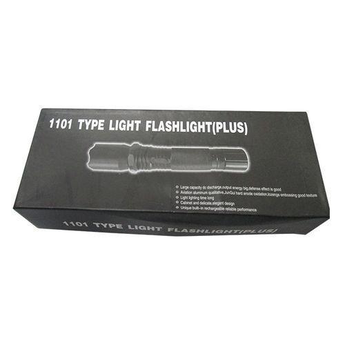 Generic Electro Shocker Self-defense Electric Shock LED Flashlight Torch