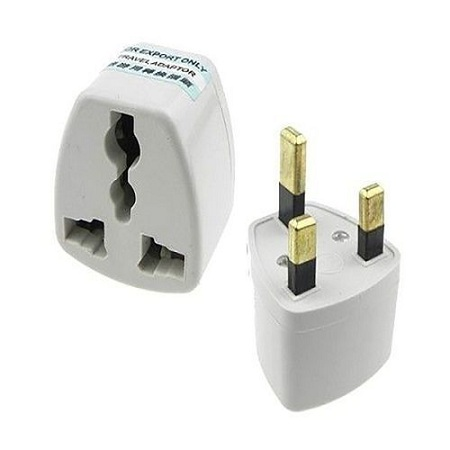 Generic Travel Adaptor Charger Head - White