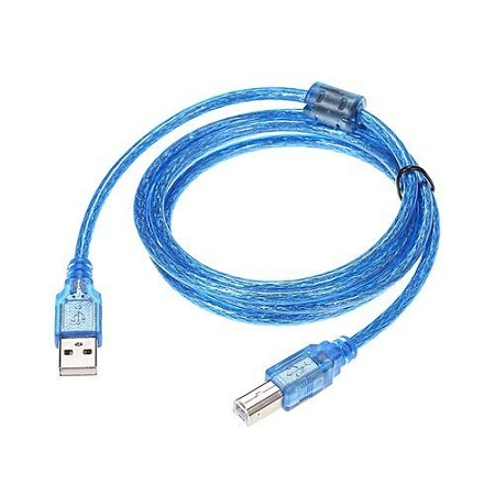 Generic USB Printer Cable - 1.5Meters