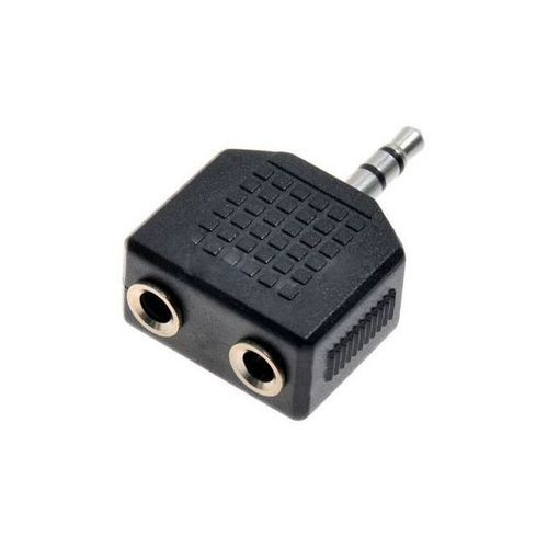 Generic 3.5mm Audio Headphones Splitter