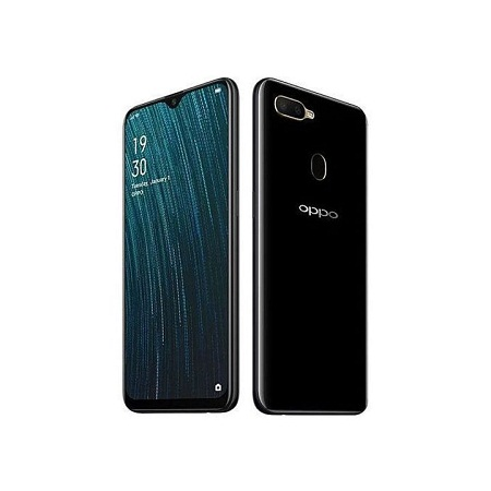 Oppo A5s ,32GB,3GB,FingerPrint Sensor,Dual SIM,4G black