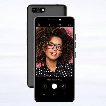 Tecno POP 2F-5.5''- 1GB RAM+16GB (Dual sim) black