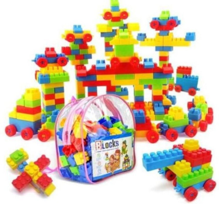 Kids Mini/Small Building Construction Block Toys & Games