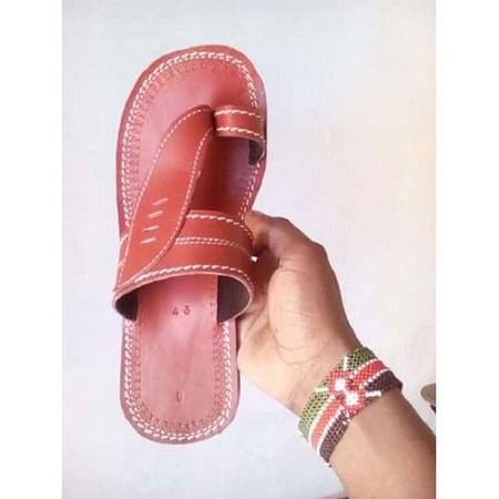 Fashion Brown Maasai Sandals