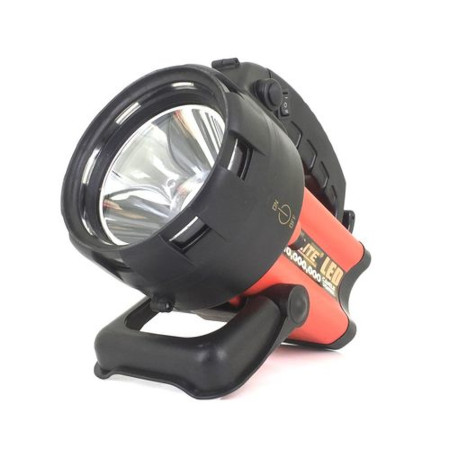 Gd Rechargeable Spotlight LED Flashlight Torch