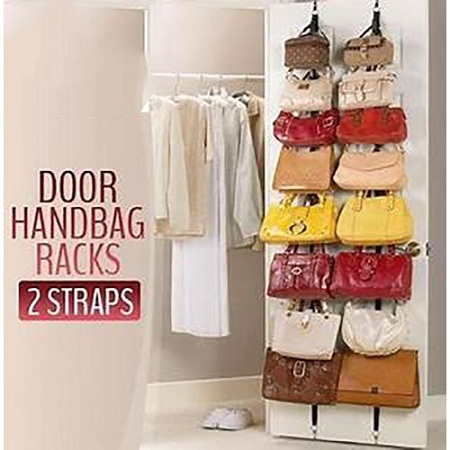 Handbag Rack - Holds 16 Bags
