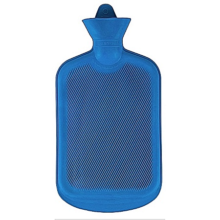 Hot water Bottle-Blue