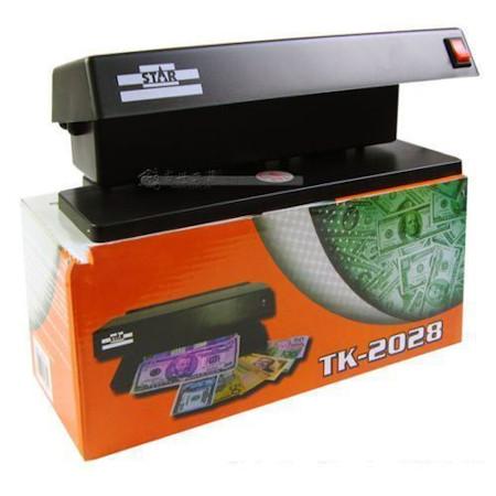 Money Detector-Manual Electronic Fake Money Detector TK 2028