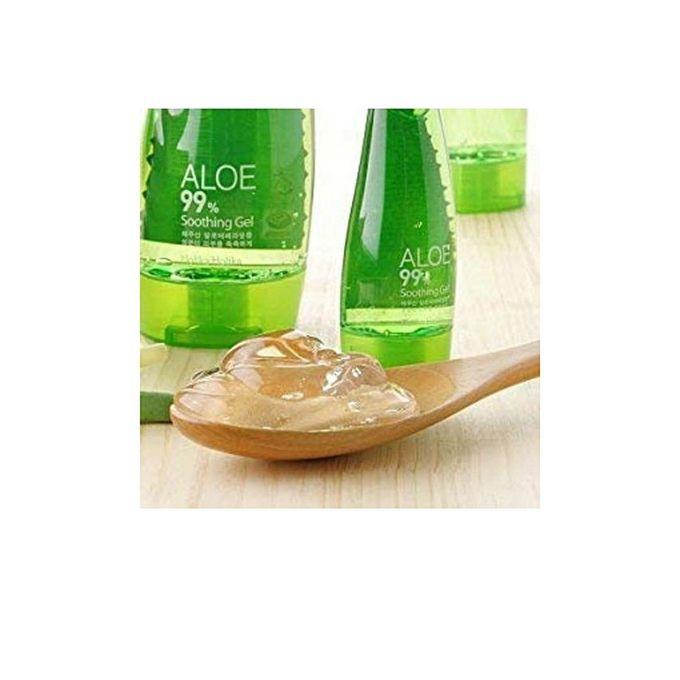 Aloe Pure & Organic Soothing Aloe Vera Gel