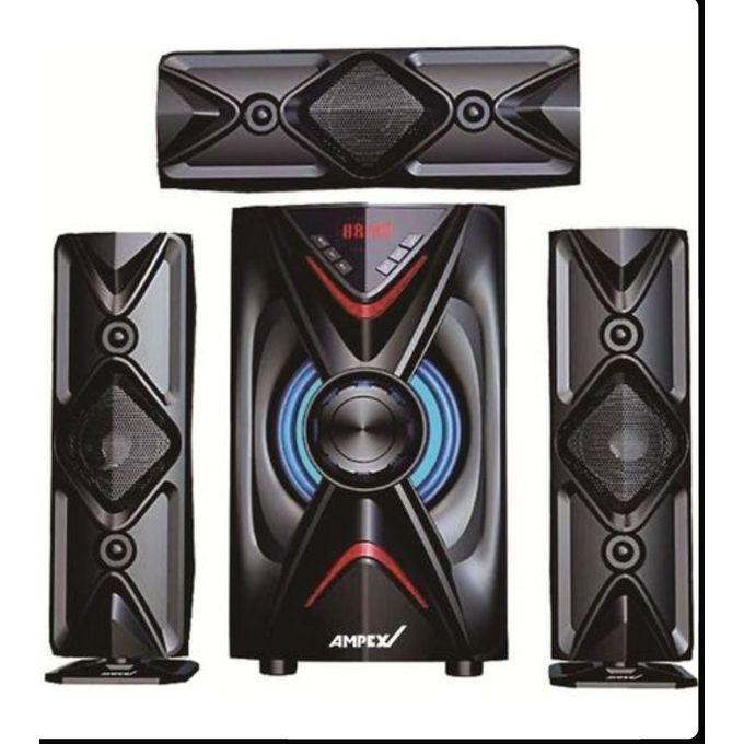 Ampex 3.1 Bluetooth SubWoofer Speaker-40000Watts