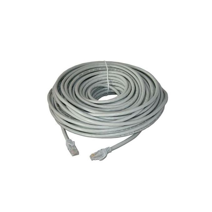 Generic CAT6 5M LAN Network Cable 100M/1000Mbps High Quality-GREY