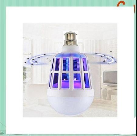 Mosquito Killer Lamp Energy Saving Bulb white 17 15