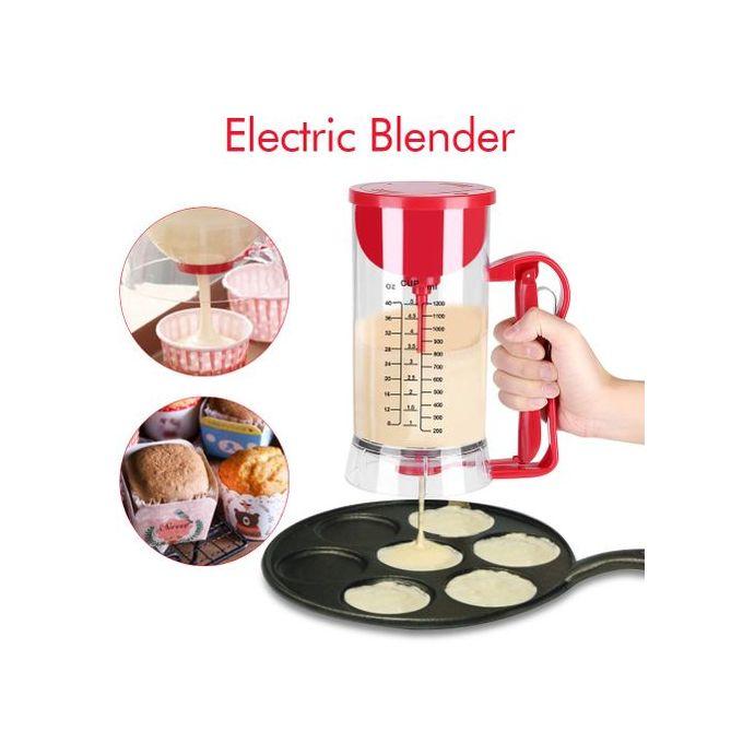 Generic Electric Cordless Battery Pancake Maker Machine Dispenser