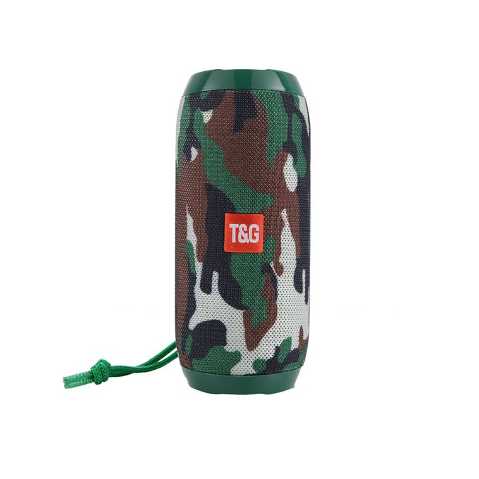 T&G Portable Bluetooth Wireless Speaker - Camouflage