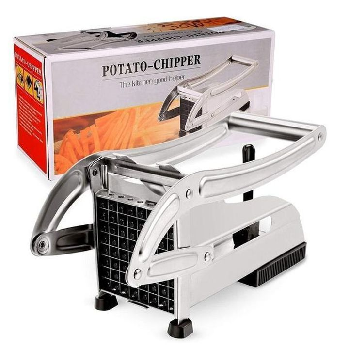 Generic Stainless Steel Potato Chipper