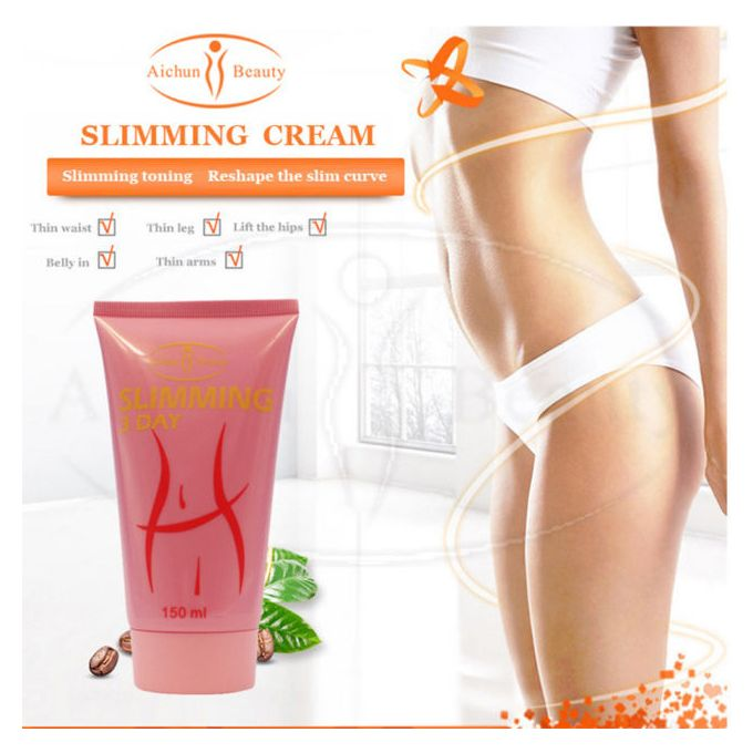Aichun Beauty SLIMMING 3 DAYS MASSAGE CREAM.