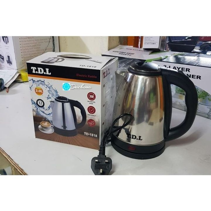 Generic Electric Automatic Stainless Steel Hot Water Kettle