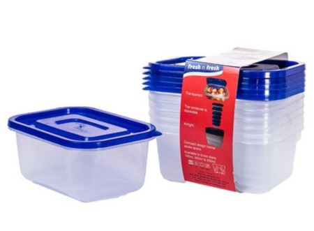 Multipurpose Plastic Food Storage ContainersMultipurpose Plastic Food Storage Containers