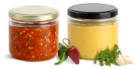 Multipurpose Storage Glass Jars