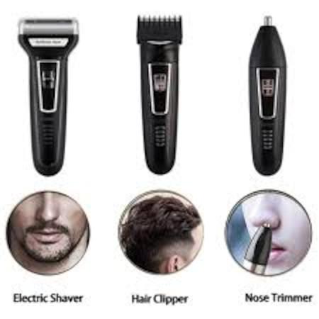 Nova 3 In 1 Electric Shaver