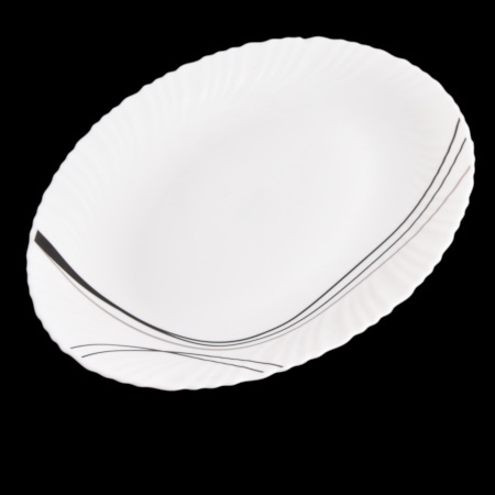 Oval Plate 14inch
