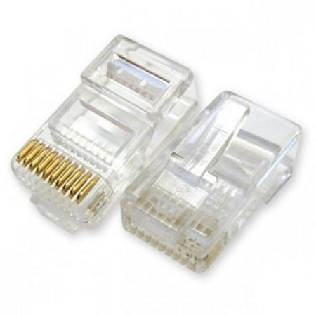 Generic RJ45 CONNECTORS - 40's PACK