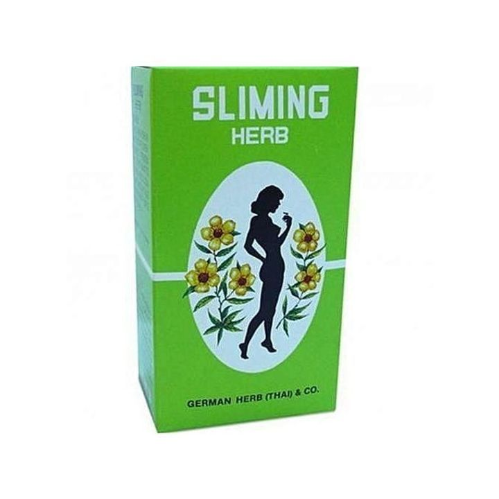 Slimming Herb Tea - (50)-Tea Bags