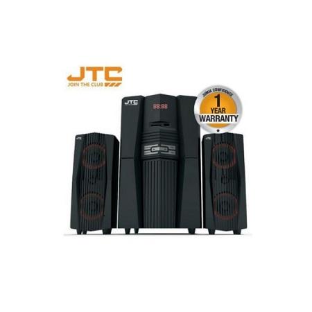 JTC J608 2.1CH Speaker System 70W - Black