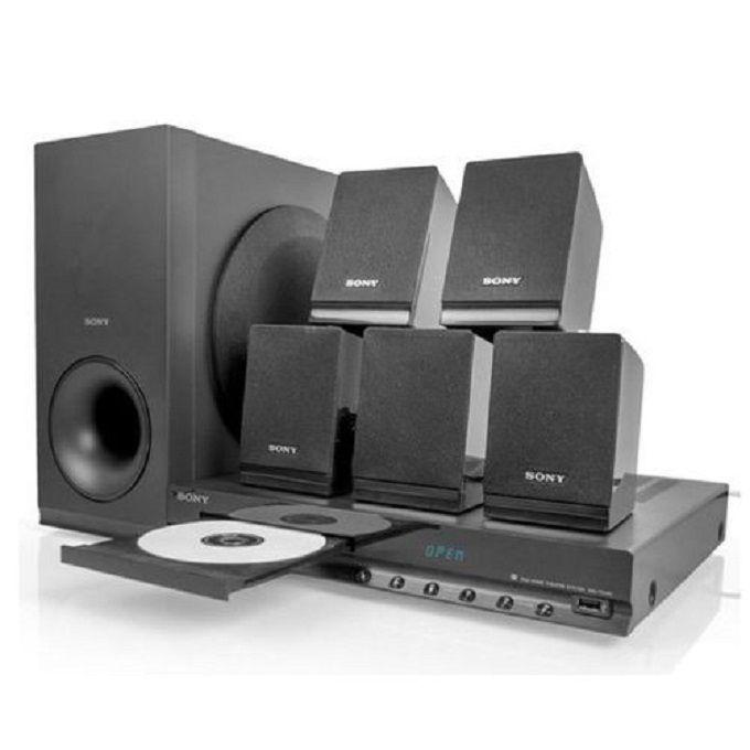 Sony TZ140 DAV 300W DVD HOMETHEATRE SYSTEM,5.1CH, HDM1
