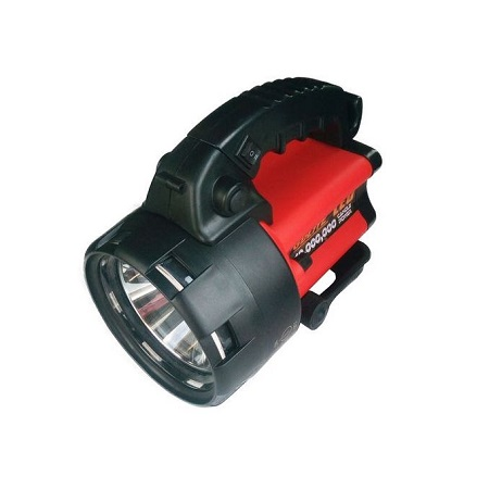 Gd Lite LED Rechargeable Flashlight / Torch