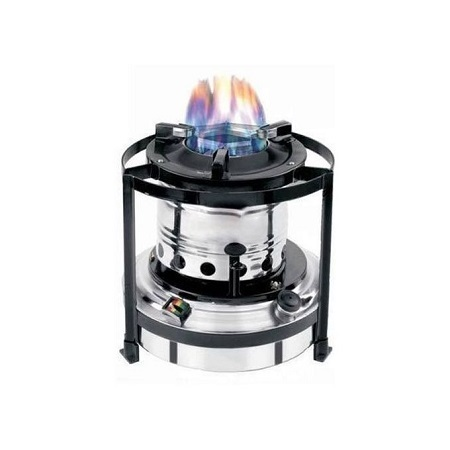 Kerosene Stove -  2 Litres - Silver And Black