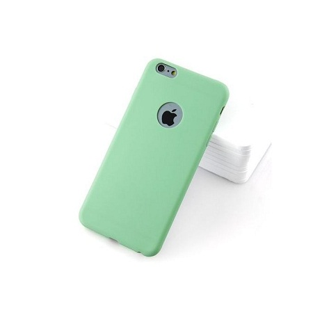 Iphone 7 Silicone Cover Green