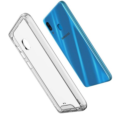 Samsung Galaxy A30 Clear cover