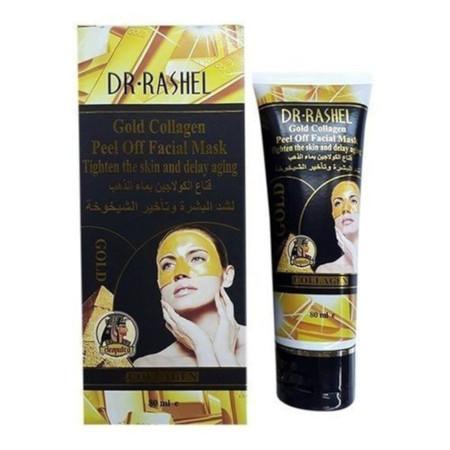 Dr. Rashel Gold Collagen Peel Off Facial Mask -80-ml clear