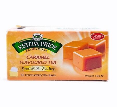 Ketepa Pride Caramel Flavoured Tea