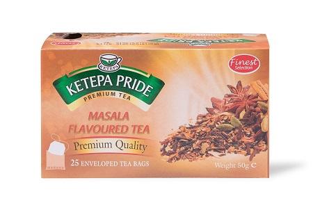 KETEPA Masala Tea Bags-50g