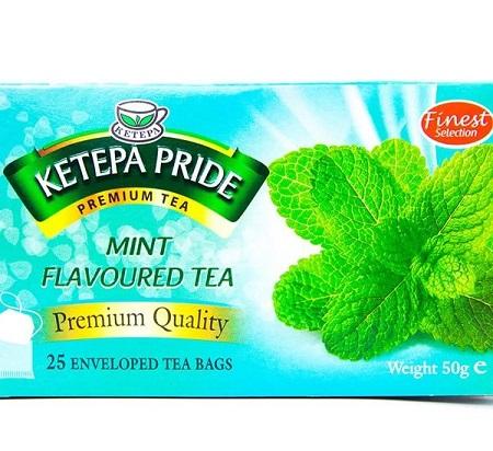 Mint Flavoured Tea-50g