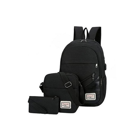 Fashion 3 In 1 Women, Men Backpack
