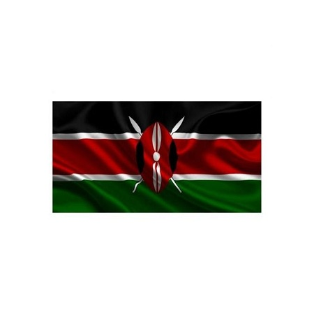 Flag Cloth material 36x60- kenya