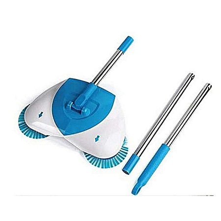 Floor Sweeper Spin Broom White Normal