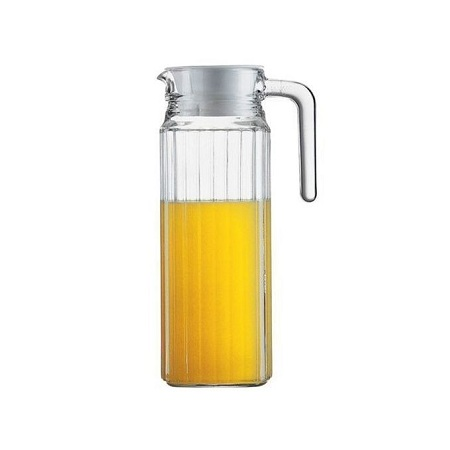 Fridge Glass Jug with Lid crystal 500ml