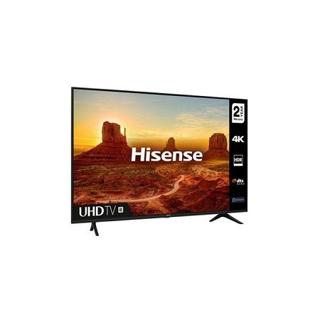 Hisense 50 Inch 4K HDR Ultra HD Smart TV -Frameless 2020