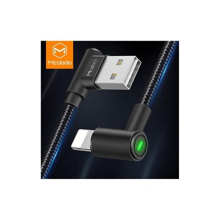 Mcdodo Lightning USB Charging Data Cable For Apple iPhone Xs Max 8 7 6 Plus 5 1.2M(4ft)